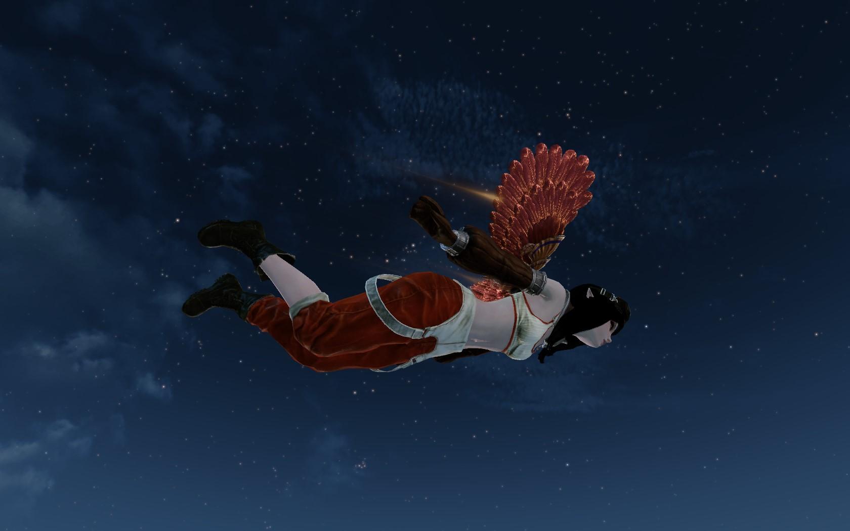 «Крылья пироманта»