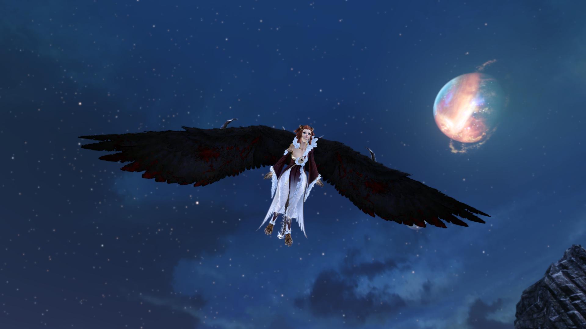 Глайдер «Крылья Кровавого Легиона»