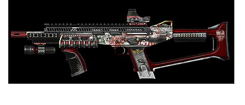 Highwayman MAG-7 Venom