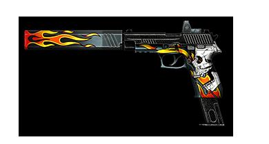 Highwayman SIG Sauer P226 C