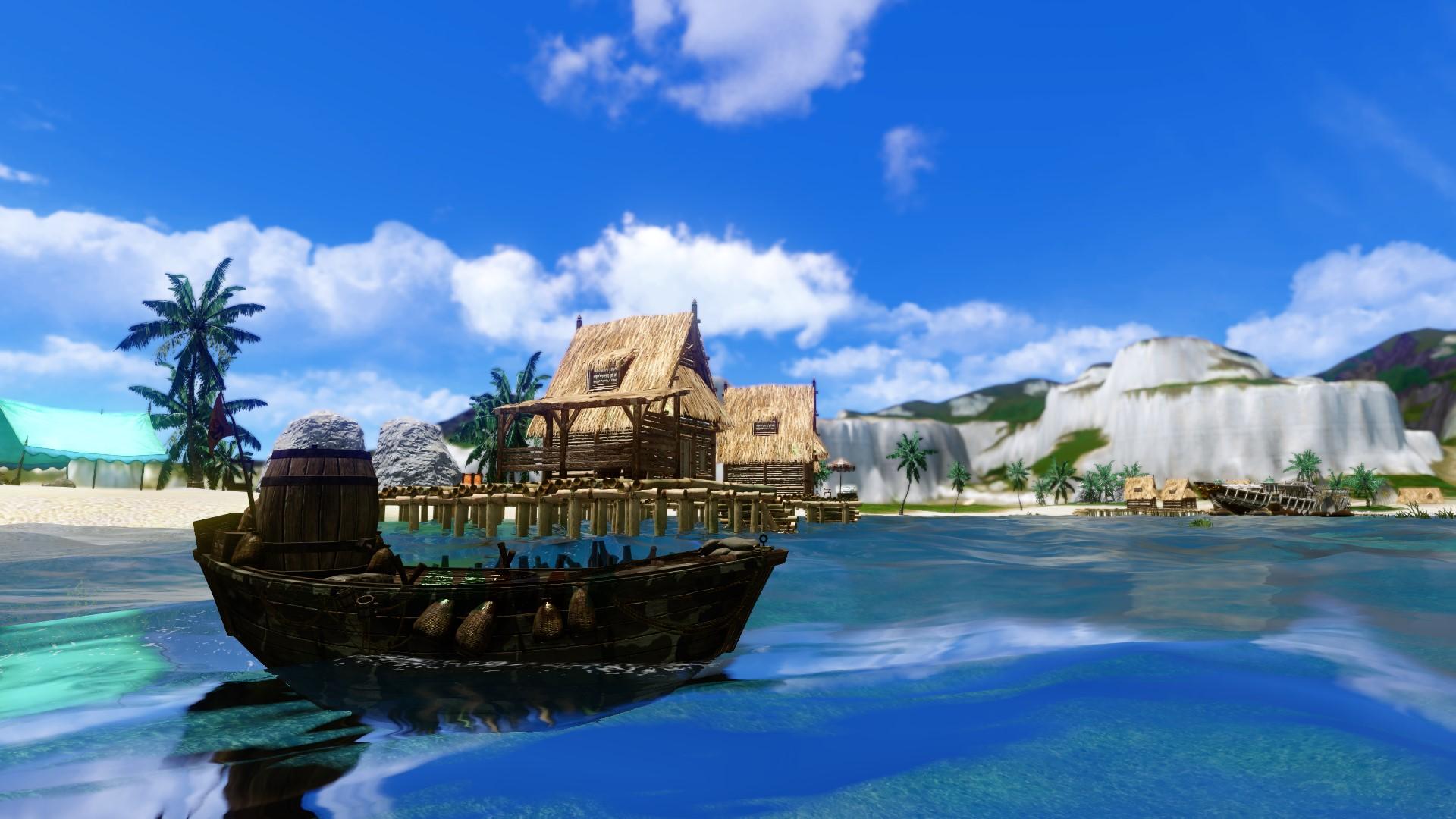 Лодка контрабандиста