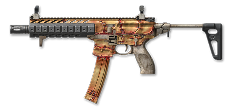 SIG MPX SBR Custom
