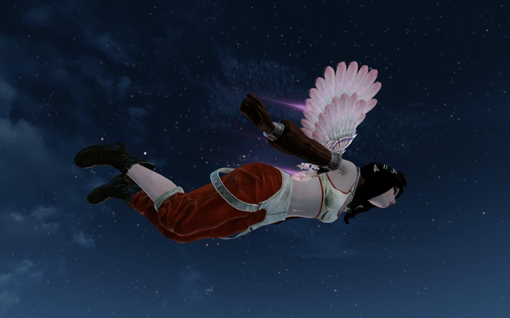 «Крылья жреца света»