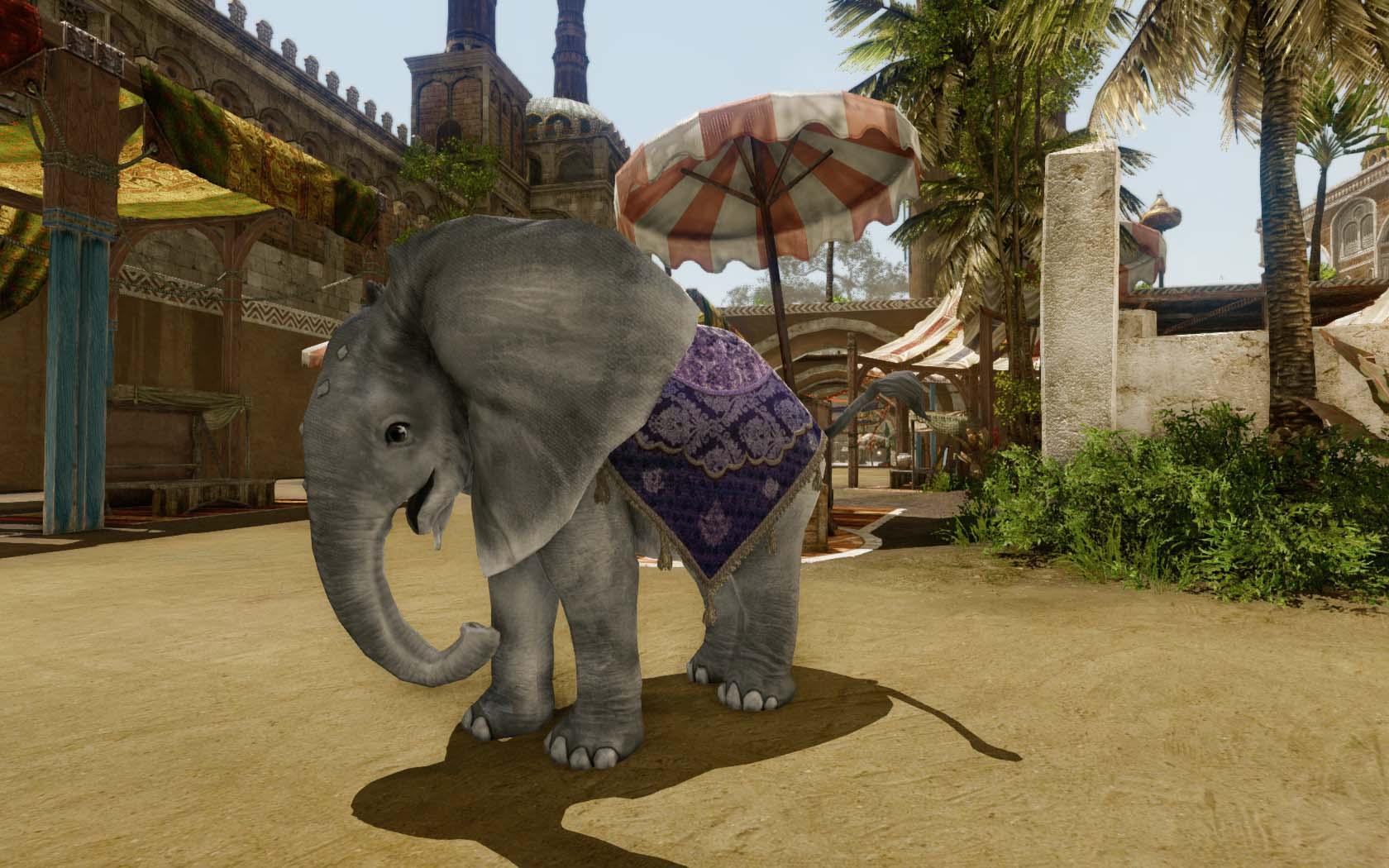 Карликовый слон