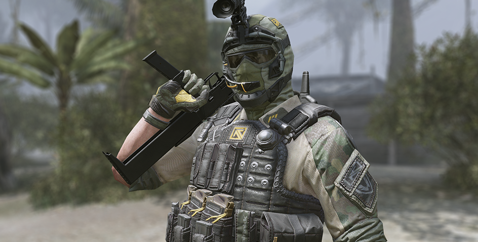 Warface is a free world-renowned first-person shooter