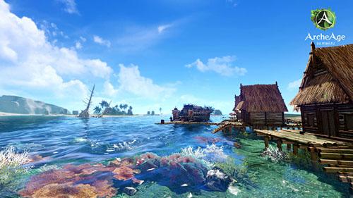 Archeage порт аргенто - Помощь геймеру