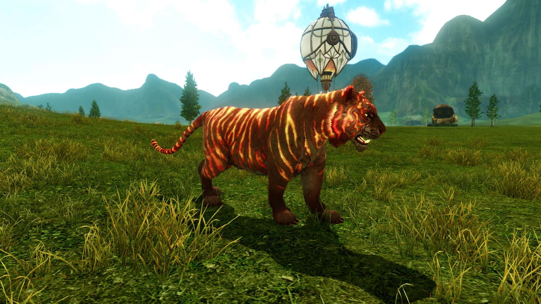 Огнешкурый тигр