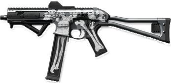 Камуфляж для LWRC SMG-45