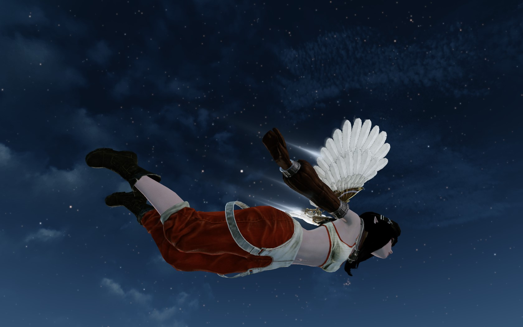 «Крылья хранителя»